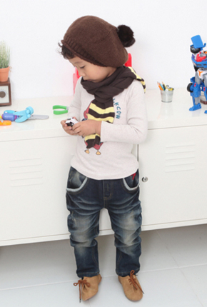 NO.Warm bonding raising children Exhaust Span Jin 118