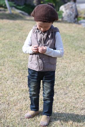 NO.Warm bonding raising children jeans exhaust NA025