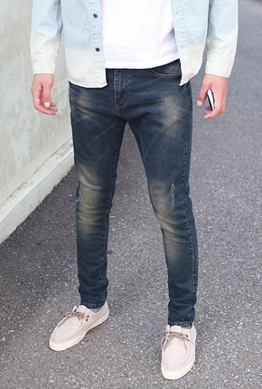[NA649] (male / female Couples) <BR> NA650 (28 ~ 36) <BR> Tineop Blue Jeans