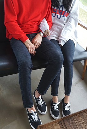(male / female Couples) <BR> BO-5 NA1004 <BR> Onnon Jeans