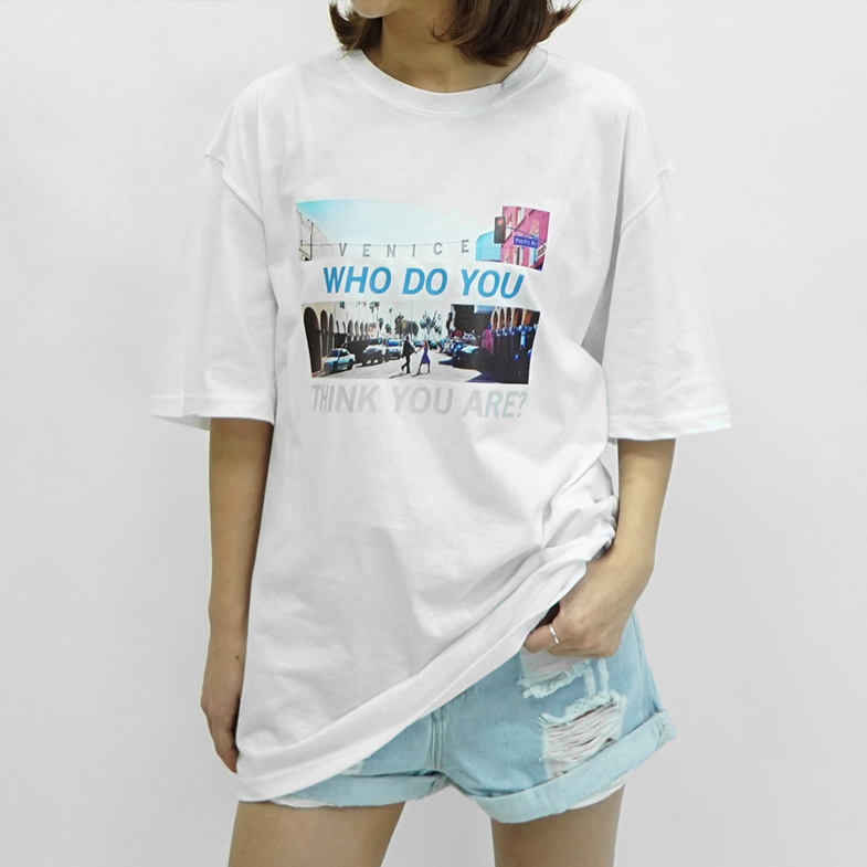 Venice Box Short Sleeve <br> <FONT color=#f91305>(Fourth-order reorder wearing)</font>