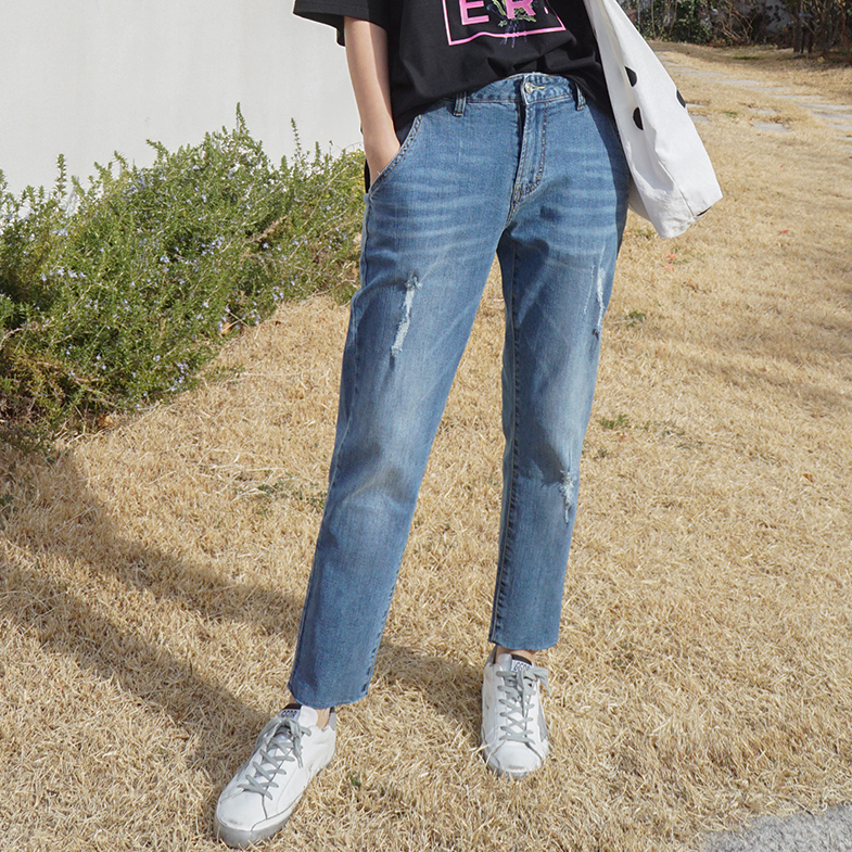 NA3006 (S to XL) <br> Windy Day Baggy jeans