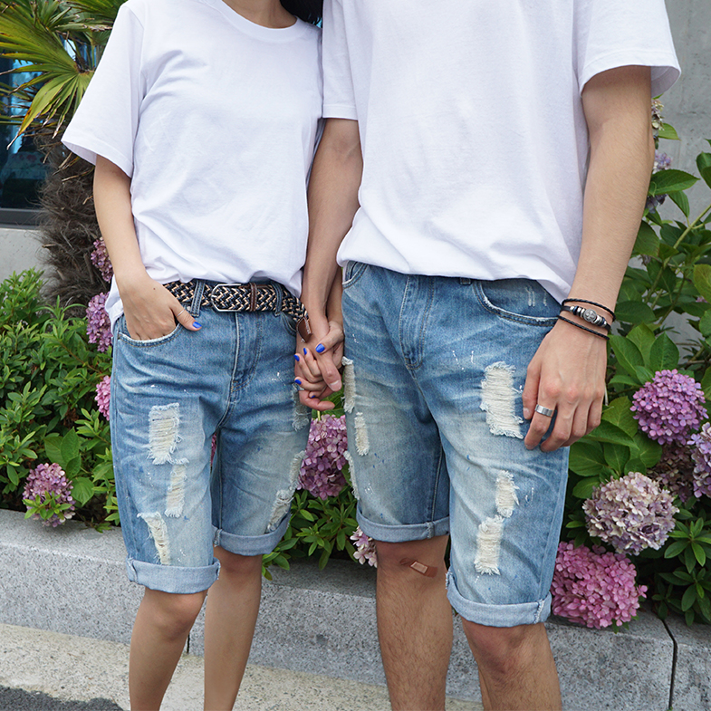 <FONT color=#f91305>23,000 pieces exceeded</font> <BR> NA328 (S-XXL) <BR> Painting Part 5 Baggy jeans <BR> (Unisex)