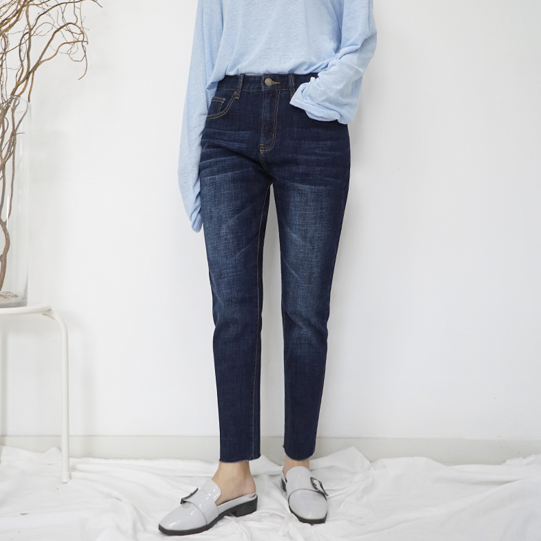 NA1412 (S to XXL) <br> Monopic Baggy jeans