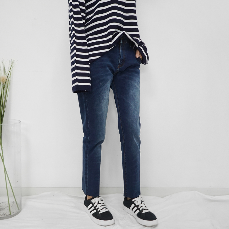 NA3024 (S to XL) <br> Underriver Baggy jeans